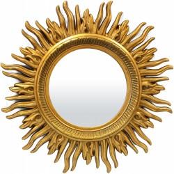 LUSTRO ZŁOTE sun 85x86x5